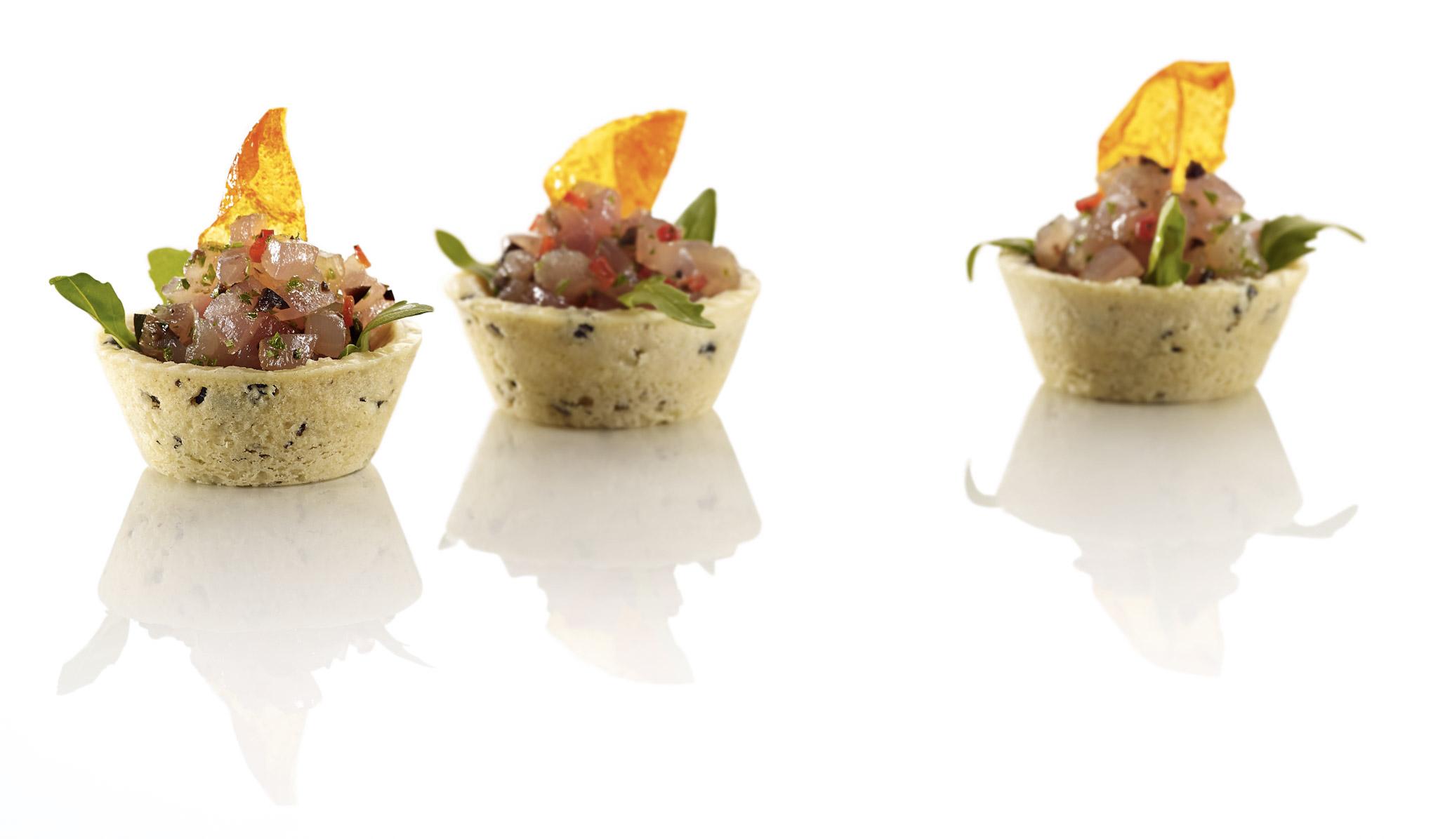 Tartalettes Mini Oliva 4,2 cm