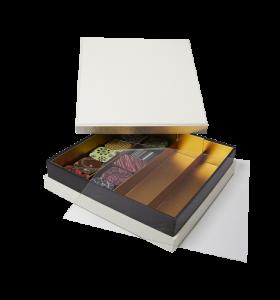 Luxusná krabička na 20ks praliniek