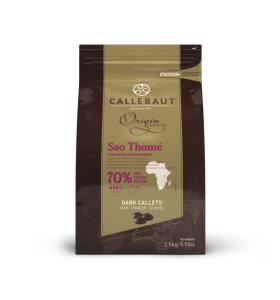 Sao Thome horká čokoláda 70% Callebaut  2.5kg
