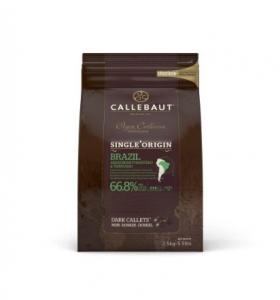Brazília horká čokoláda 66,8% Callebaut 2.5kg