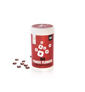 Power Flowers™ AZO Červená 50g