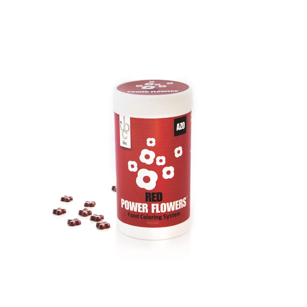 Power Flowers™ AZO Červená 50g F012312