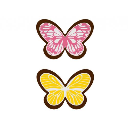 Jarný motýlik 196ks