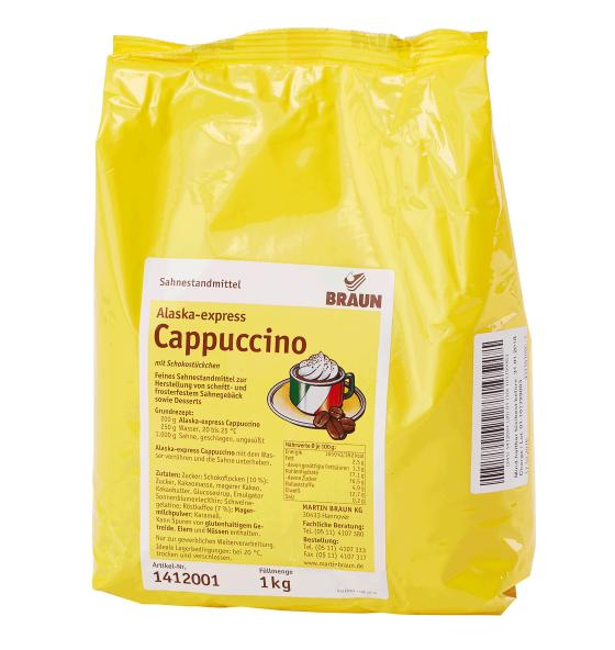 AE cappuccino
