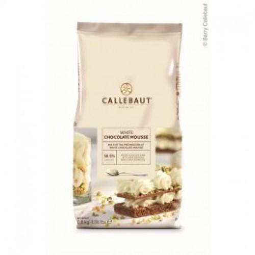 Mousse Callebaut biela čokoláda 0,8kg