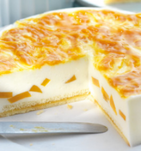 Cheesecake zmes