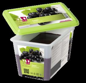 Mrazené pyré čierna ríbezľa Cap Fruit