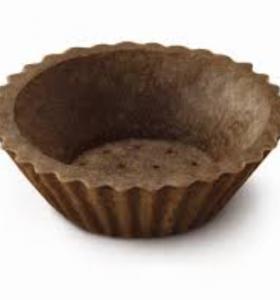 Čokoládové tartelettes 6 cm