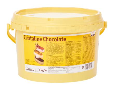 Cristaline čokoláda 4kg