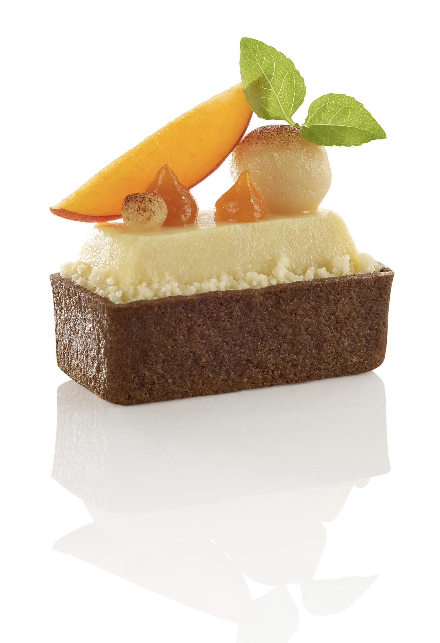 Tartelettes čokoládové 5,3 cm
