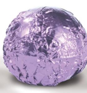 Fólia na truffle fialová