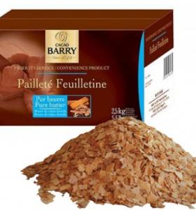 Paillete Feuilletine- francúzske palacinky