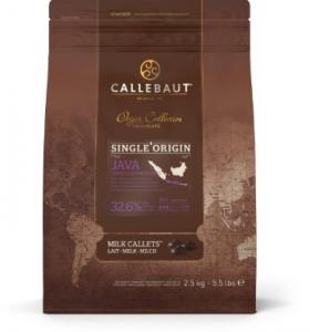 Java 32,9% mliečna čokoláda 2.5kg