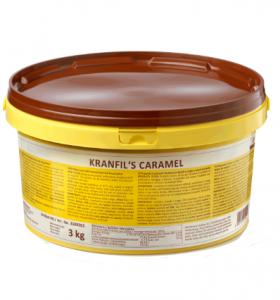 Kranfils slaný karamel 3 kg