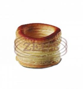 Tartelettes Mini Patty Shells 3,5 cm plato 48 ks