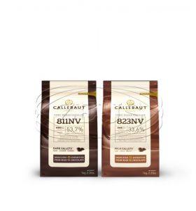Mini Box 2x1kg Belgické čokolády
