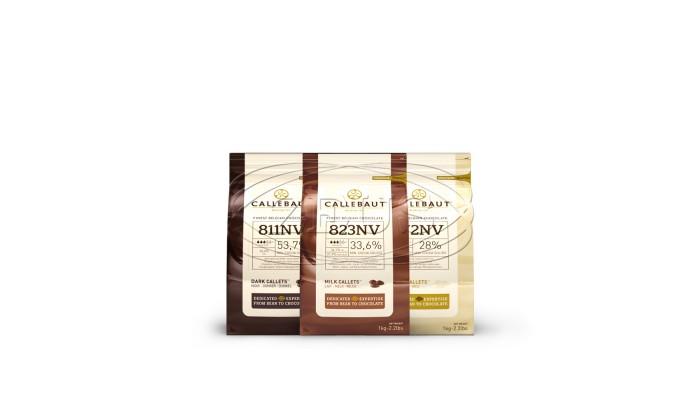 Mini Box 3x1kg Belgické čokolády