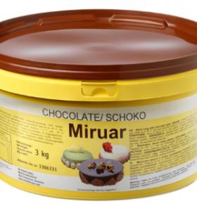 Miruar Cioccolato lesklá poleva