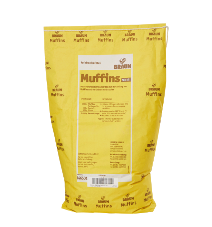 Muffins zmes 15kg