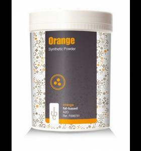 Oranžová farba 100g