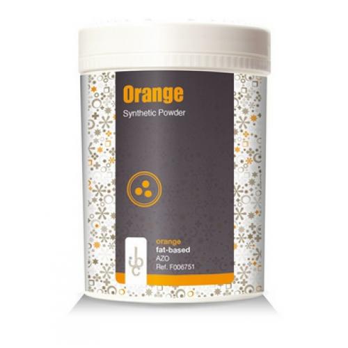 Oranžová farba 100g F006751