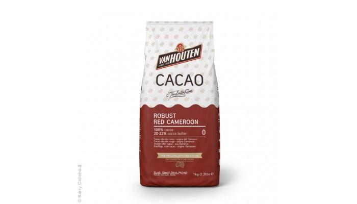 Kakao Robust Red Cameron 100% Van Houten