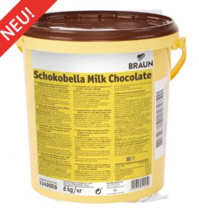 Schokobella mliečna