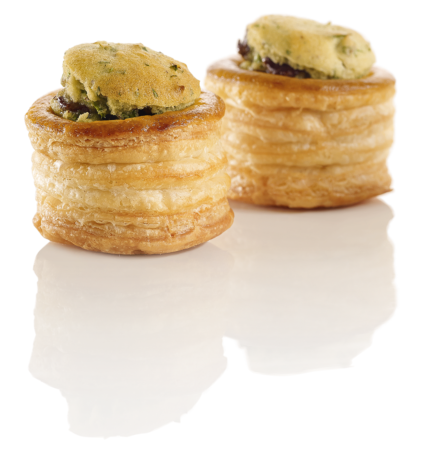 Tartelettes Mini Patty Shells 3,5 cm plato 48 ks