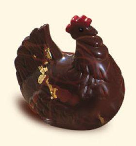 Forma na čokoládovú sliepku