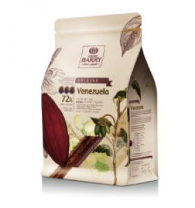 Venezuela 72%  horká čokoláda 2.5kg