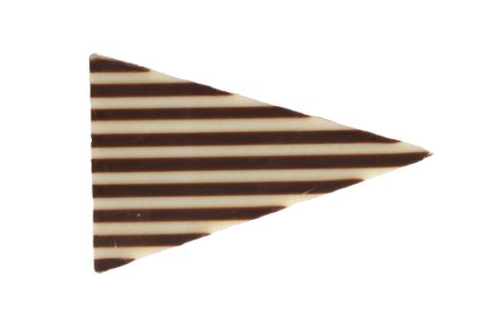 Zebra trojuholníky