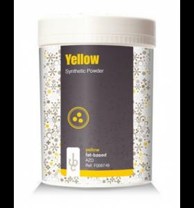 Žltá farba 100g