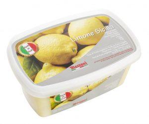 Mrazené pyré citrón MAZZONI