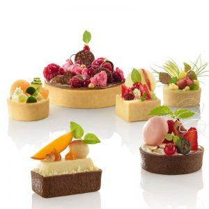 Tartalettky Elegance dessert + 1kg čokoládový mousse ZDARMA