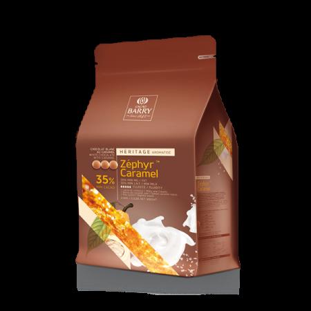 Zéphyr™ Caramel 35% Cacao Barry 2,5kg